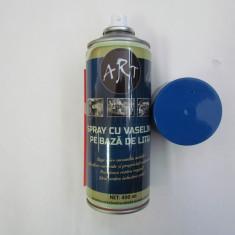 Spray cu vaselina pe baza de litiu 400ml