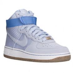 Nike Air Force 1 High | 100% originali, import SUA, 10 zile lucratoare - ef260617a - Gheata dama Nike, Alb