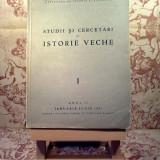 """Studii si cercetari de istorie veche 1 """"A2849"""""""