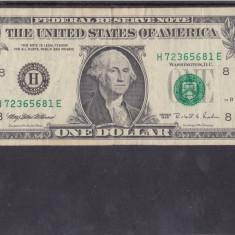 BBS1 - STATELE UNITA ALE AMERICII - UN DOLAR - 1995 - bancnota america
