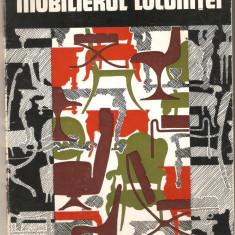 Nicolae Cucu-Mobilierul Locuintei - Carte amenajari interioare