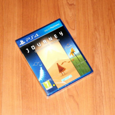 Joc PS4 - Journey Collector's Edition, nou, sigilat - Jocuri PS4, Actiune