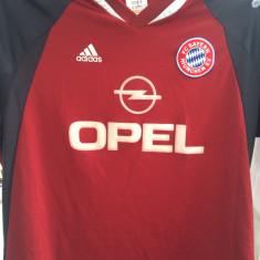 Tricou fotbal ADIDAS-BAYERN MUNCHEN - Set echipament fotbal Adidas, Marime: XL