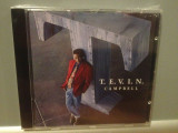 T.E.V.I.N. CAMPBELL - ALBUM (1991/ WARNER /GERMANY) - CD NOU/SIGILAT/ORIGINAL