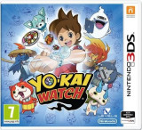 Yo-Kai Watch Nintendo 3Ds, Actiune, 3+