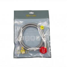 Cablu HDMI 2.0, 4K*2K 3D 2160P, 1,5m, Cabluri HDMI