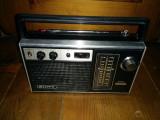 RADIO SONY TFM-7250W , TRANZISTORI ,FUNCTIONEAZA .FABRICAT HONG-KONG