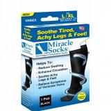 Sosete compresie - Miracle Socks - Echipament Fitness