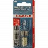Bec Xenon Maglite LMXA501  inlocuieste: LWSA501, LMSA501