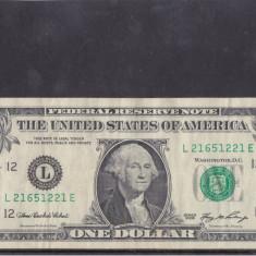 BBS1 - STATELE UNITA ALE AMERICII - UN DOLAR - 2006 - bancnota america