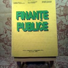 "Iulian Vacarel - Finante publice ""A2847"""