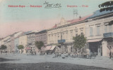 REGHIN  REGHINUL  SASESC  PIATA  PRINCIPALA  MAGAZINE  CIRCULATA  1912, Printata
