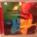 BUGS HENDERSON - WE'RE A TEXAS ..(2003/TAXIM/GERMANY) - 2CD NOU/SIGILAT/ORIGINAL