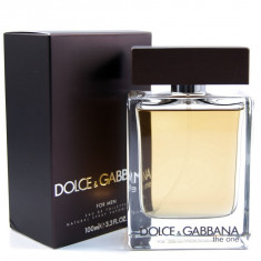 Parfum Dolce Gabbana The one 100 ML Barbatesc - Parfum barbatesc Dolce & Gabbana