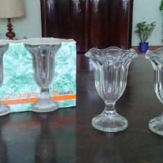 Set Cupe desert CENZIANA FIDENZA - Pahare