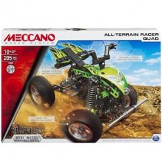 Jucarie Meccano All Terrain Vehicle Model Set - Jocuri Seturi constructie