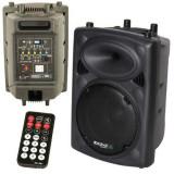 BOXA PROFESIONALA ACTIVA 10 inch 25CM USB / MP3 / TELECOMANDA