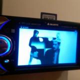 Dvd auto 1din, mp3, ecran 4inci, iesire de card si usb - DVD Player auto