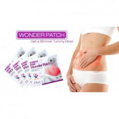 Set 5 plasturi de slabit pentru zona abdominala
