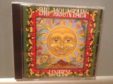 BIG MOUNTAIN - UNITY(1994/ BMG / GERMANY) - CD NOU/SIGILAT/ORIGINAL/REGGAE