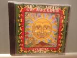 BIG MOUNTAIN - UNITY(1994/ BMG / GERMANY) - CD NOU/SIGILAT/ORIGINAL/REGGAE