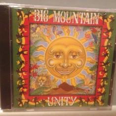 BIG MOUNTAIN - UNITY(1994/ BMG / GERMANY) - CD NOU/SIGILAT/ORIGINAL/REGGAE - Muzica Reggae