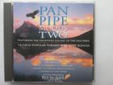 Free The Spirit – Pan Pipe Moods Two  _  CD,UK
