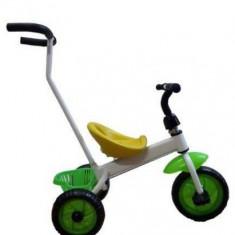 Tricicleta cu maner copii 20 Kg - Tricicleta copii