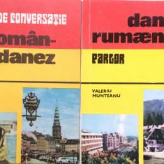 GHID DE CONVERSATIE ROMAN-DANEZ + DANSK-RUMAENSK