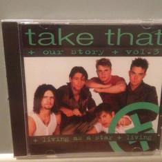 TAKE THAT - OUR STORY VOL 3(1995/BMG REC /GERMANY) - CD NOU/SIGILAT/ORIGINAL/POP - Muzica Dance ariola