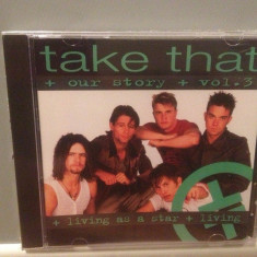 TAKE THAT - OUR STORY VOL 3(1995/BMG REC /GERMANY) - CD NOU/SIGILAT/ORIGINAL/POP - Muzica Dance ariola