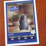 Cartonas / Sticker Esselunga - Ratatouille / Diango ---- Disney / Pixar !!!!