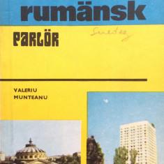 GHID DE CONVERSATIE SVENSK-RUMANSK (suedez-roman) - Valeriu Munteanu