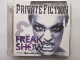 Adriano& Ad:Ryan – Private Fiction - Freak.Show 3 _ dublu CD  Elvetia, universal records