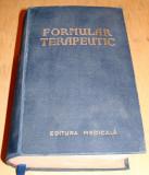 FORMULAR TERAPEUTIC - dr. Neuman Maur