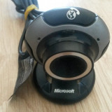 Webcam cu microfon Microsoft VX-3000 (rezolutie video 640x480, 30 fps)