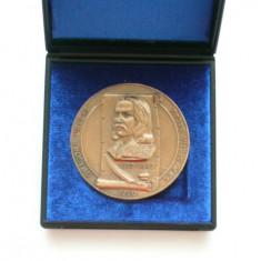 MBDC1 - GRIGORE URECHE - 400 ANI DE LA NASTERE - EMISA LA BACAU - 1990 - Medalii Romania