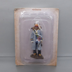Soldat de plumb, Indieni din America, Kondiaronk, Hobby&Work - Miniatura Figurina