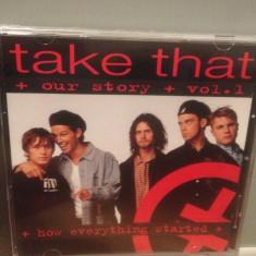 TAKE THAT - OUR STORY VOL 1(1995/BMG REC /GERMANY) - CD NOU/SIGILAT/ORIGINAL/POP - Muzica Dance ariola