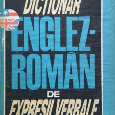 DICTIONAR ENGLEZ-ROMAN DE EXPRESII VERBALE - I. Galea, I. Criveanu - Curs Limba Engleza