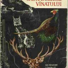 COMBATEREA DAUNATORILOR VANATULUI - Gh. Feneser, Ioan Gavrilet - Carte Zoologie