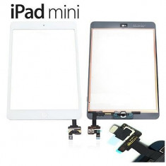 Touchscreen Digitizer Geam Sticla Apple Ipad Mini 1 A1432 A1454 A1455 cu buton, 7.9 inch