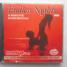 Gino Marinello Orchestra - Endles Nights _ CD, Olanda - Muzica Ambientala Altele