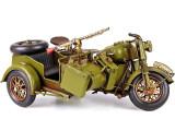 MODEL MOTOCICLETA MILITARA BL-201