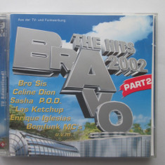 Various - Bravo .The Hits part2 _ dublu CD Elvetia - Muzica Dance sony music