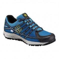 Pantofi impermeabili Columbia Conspiracy III Outdry Dark Compass (CLM-BM3951M-402 ) - Adidasi barbati Columbia, Marime: 45, Culoare: Albastru