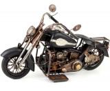 MODEL MOTOCICLETA NEAGRA BL-208