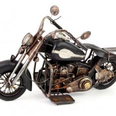 MODEL MOTOCICLETA NEAGRA