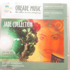 Various ‎– Jade Collection _ CD, Olanda - Muzica Chillout Altele