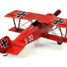 MODEL ELICOPTER ROSU  BL-220
